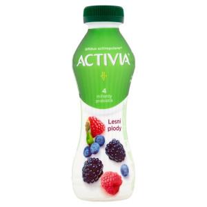 Activia jog. nápoj lesné ovocie DANONE 310g 6