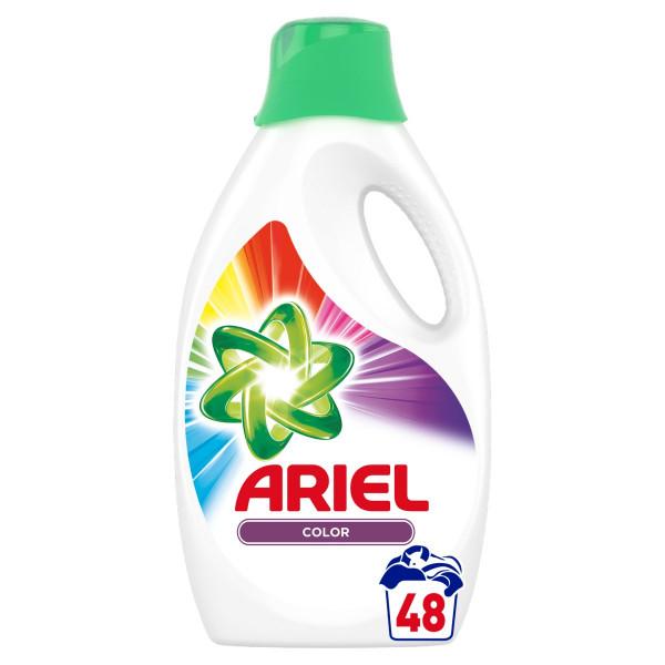 Ariel Color Reveal prací gel 48PD 2640 ml 1