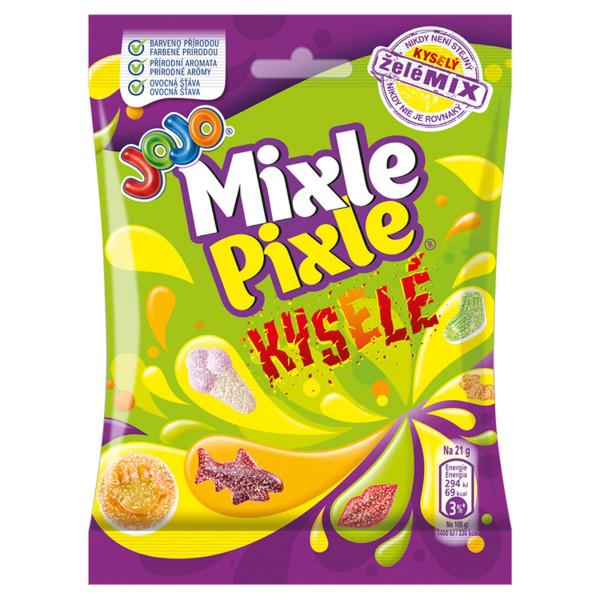 JOJO Mixle Pixle Kyslé 80 g 1