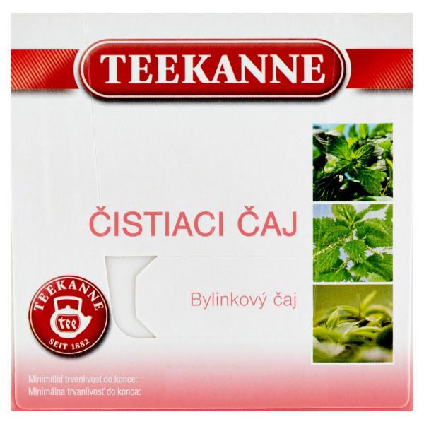 TEEKANNE Čistiaci čaj, bylinkový čaj 16g 1
