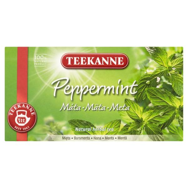 TEEKANNE Mätový čaj, Natural Herbal Tea, 30 g 1