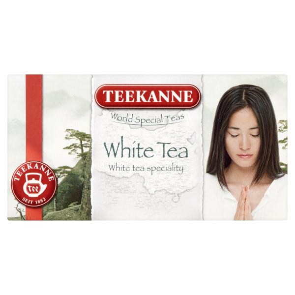 TEEKANNE White Tea, World Special Teas, 25 g 1