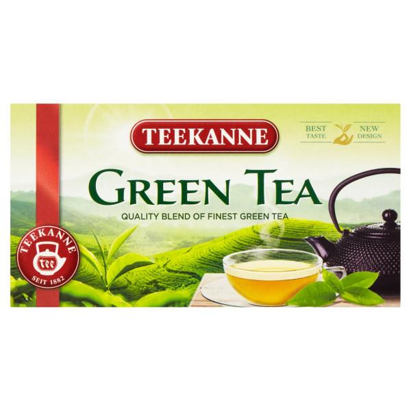 TEEKANNE Green Tea, zelený čaj, 35 g 1