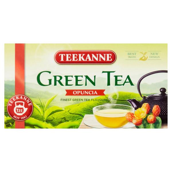 TEEKANNE Green Tea Opuncia, zelený čaj, 35 g 1
