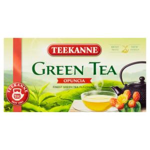 TEEKANNE Green Tea Opuncia, zelený čaj, 35 g 24