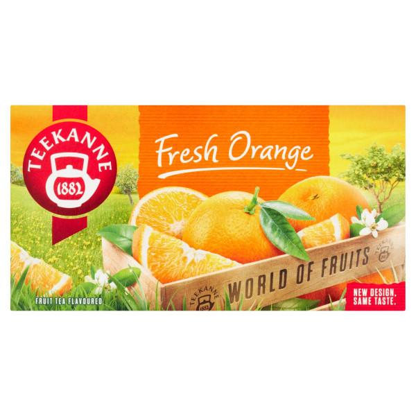TEEKANNE Fresh Orange, World of Fruits, 45 g 1