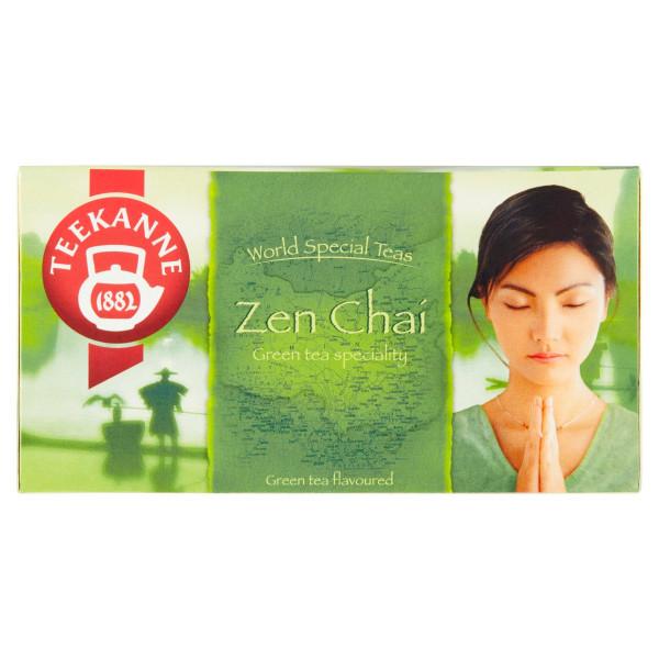 TEEKANNE Zen Chai, World Special Teas, 35 g 1