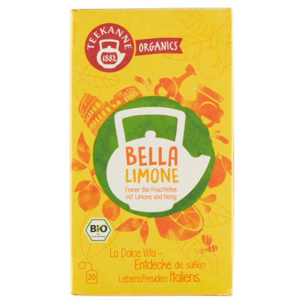 TEEKANNE Bio, Bella Limone, 20 vrecúšok, 45 g 1