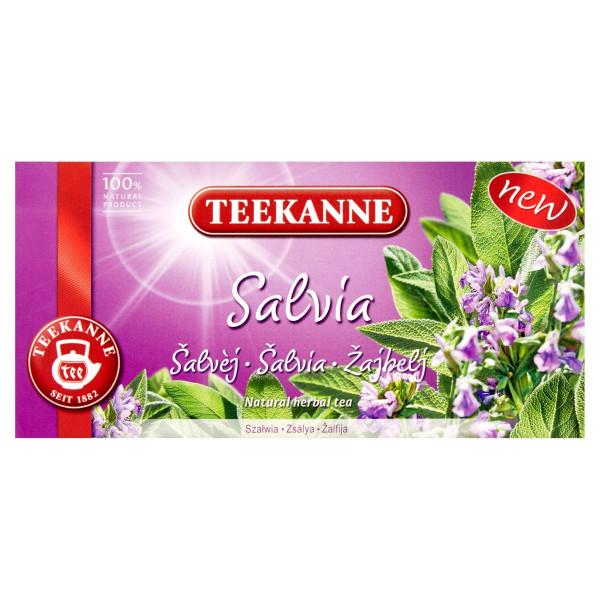 TEEKANNE Šalvia, bylinný čaj, 20 vrecúšok, 30 g 1