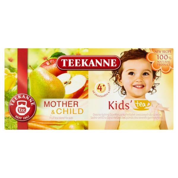 TEEKANNE Mother & Child, Kids' tea, 4m+, 45 g 1
