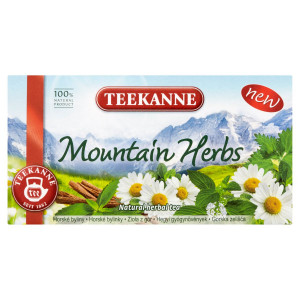 TEEKANNE Mountain Herbs, Natural Herbal Tea, 36 g 7