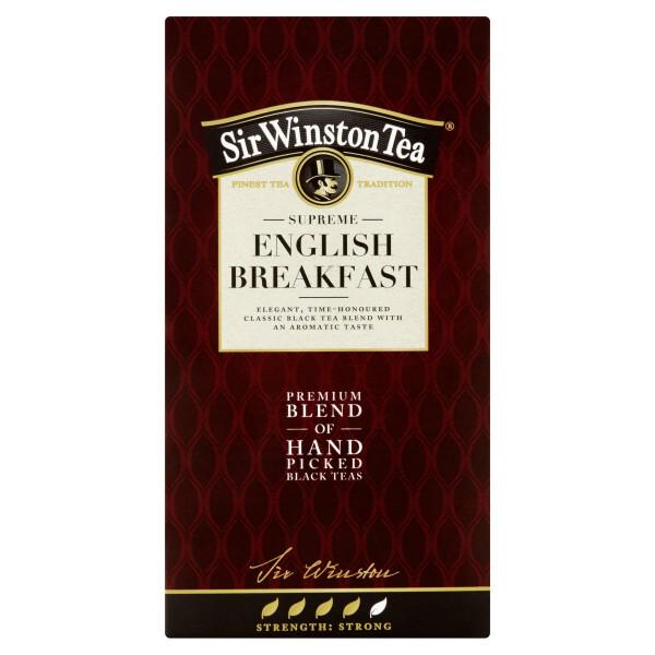 Sir Winston Tea English Breakfast, 36 g 1