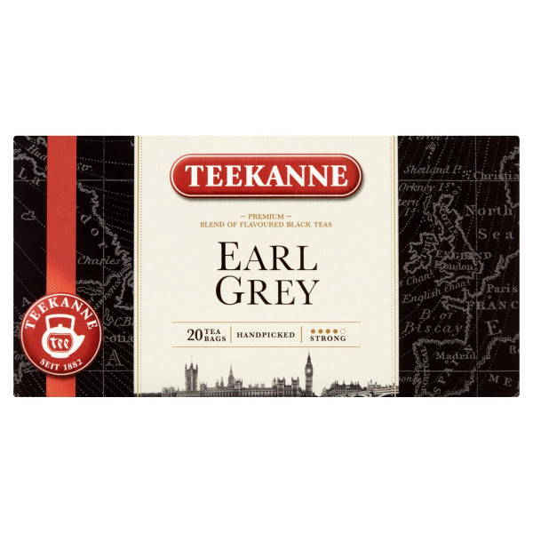 TEEKANNE Earl Grey, čierny čaj 33 g 1