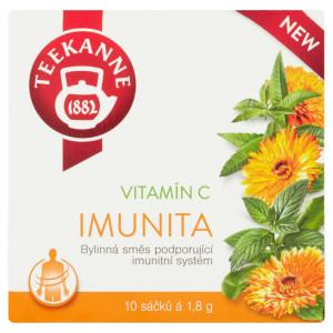 TEEKANNE Imunita, bylinná zmes, 10 vrecúšok, 18 g 7