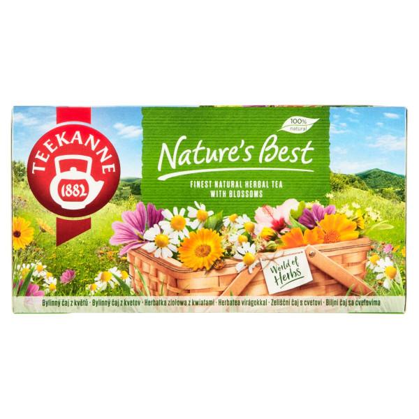 TEEKANNE Nature's Best, bylinný čaj z kvetov, 32 g 1