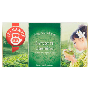 TEEKANNE Green Jasmine, World Special Teas, 35 g 2