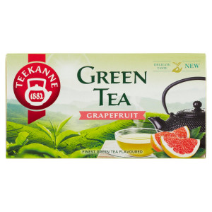 TEEKANNE Green Tea Grapefruit, zelený čaj, 35 g 4