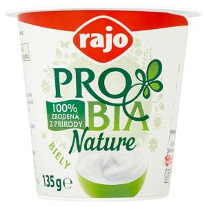 Jogurt PROBIA Nature biely 3,3% RAJO 135g 7