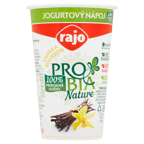 Jogurtový Nápoj PROBIA Vanilka RAJO 250g 1