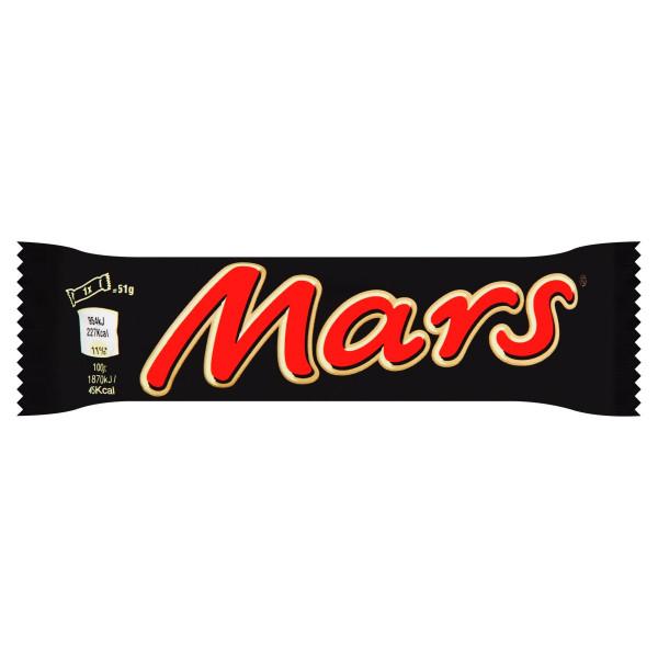 Mars tyčinka 51g 1