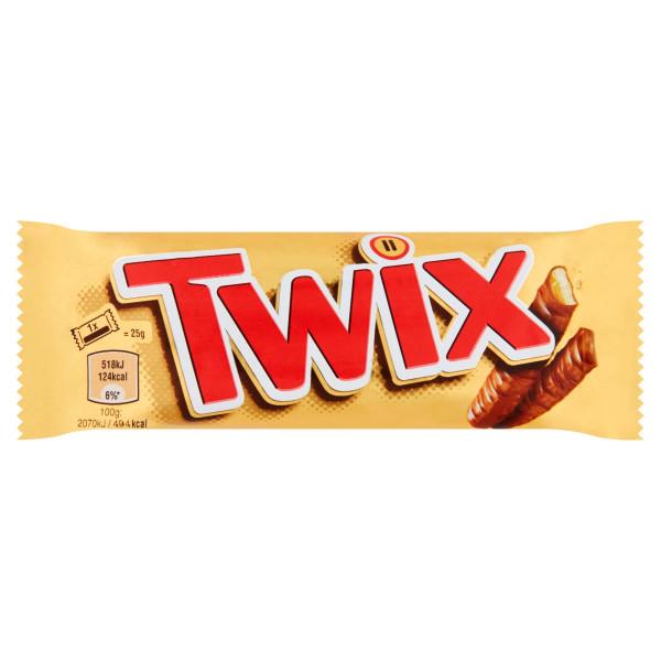 Twix 50g 1