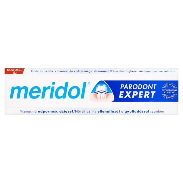 meridol Parodont Expert zubná pasta 75 ml 1