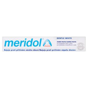 meridol Gentle White zubná pasta 75 ml 12