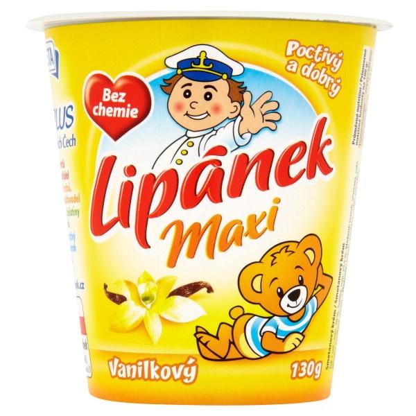 Lipánek MAXI vanilkový MADETA 130g VÝPREDAJ 1