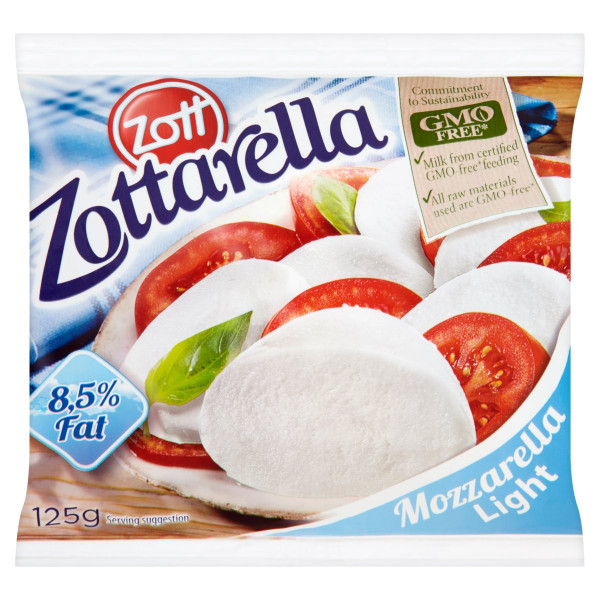 Zottarella Light ZOTT 125g 1