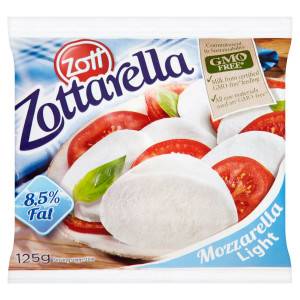 Zottarella Light ZOTT 125g 3