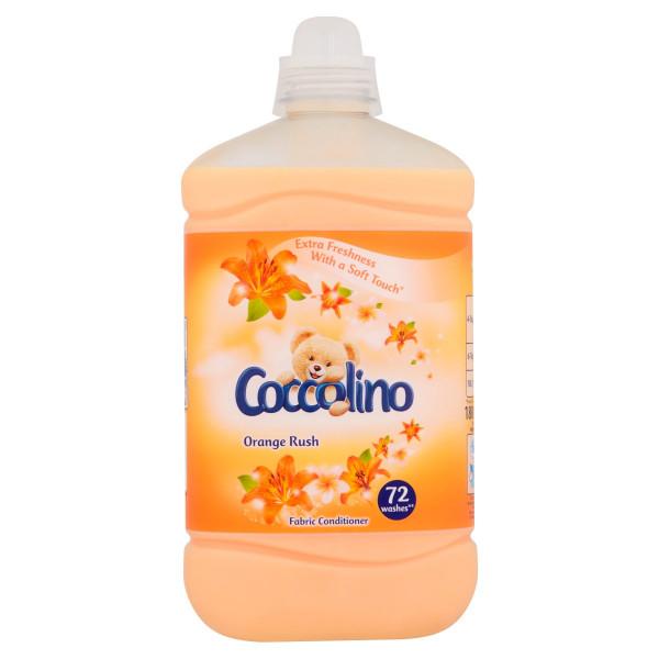 Coccolino Orange Rush 72PD 1800 ml 1