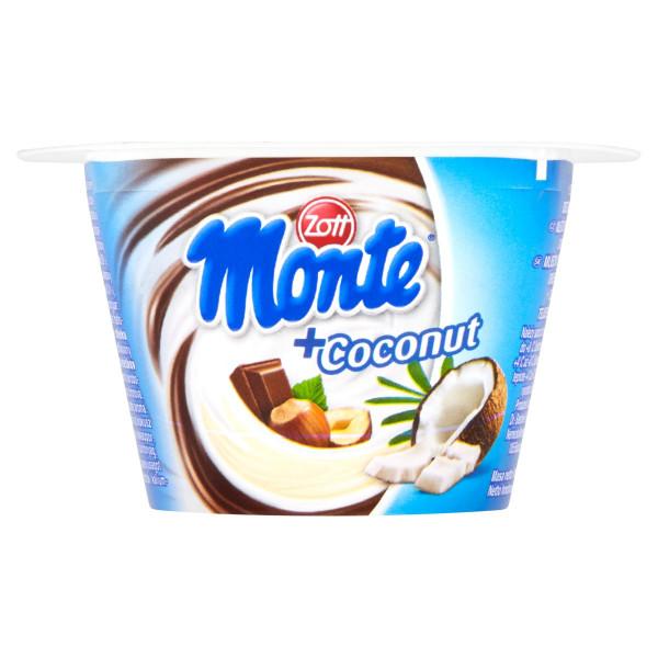 Monte dezert plus KOKOS ZOTT 150g 1