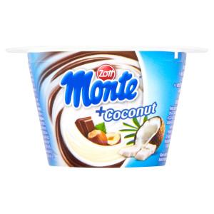 Monte dezert plus KOKOS ZOTT 150g 16