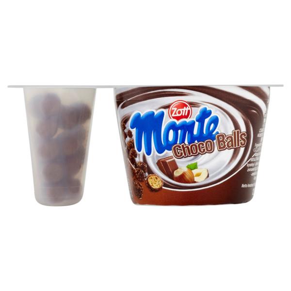Monte Choco Balls ZOTT 125g 1