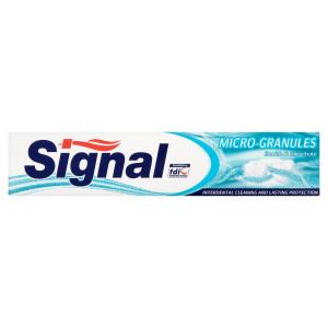 Signal Micro-Granules zubná pasta 75 ml 11
