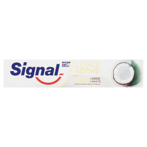 Signal Nature Coco White zubná pasta 75 ml 6