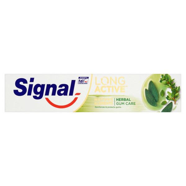 Signal Nature Herbal zubná pasta 75 ml 1
