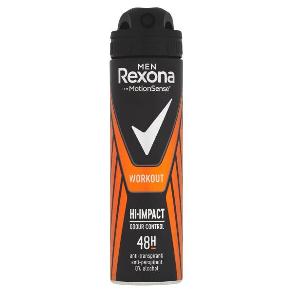 Rexona Men Workout antiperspirant 150 ml 1