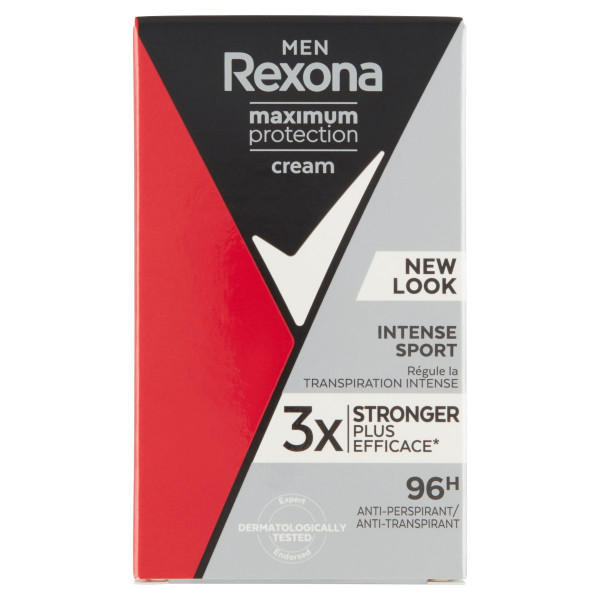 RexonaMenMaximum ProtectionSportkrém 45 ml 1