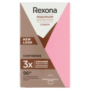 Rexona Maximum Protection Confidence krém 45 ml 5
