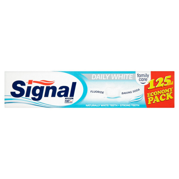 Signal Family Care Daily White zubná pasta 125 ml 1
