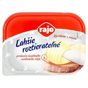 Maslo ľahšie roztierateľné RAJO 225g 2