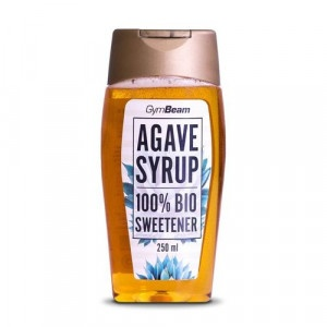 Agáve Sirup 250 ml GymBeam 1