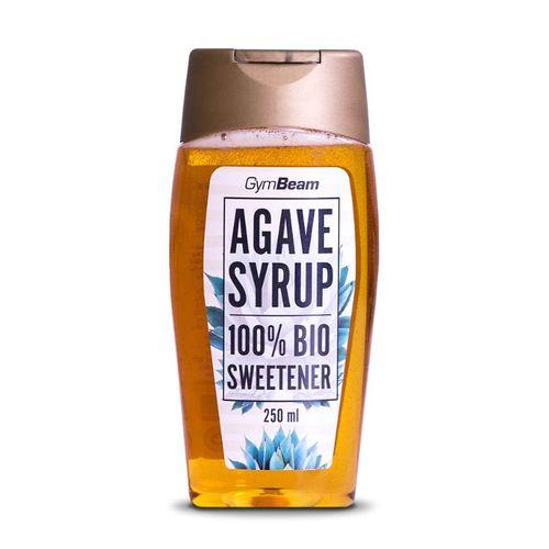 Agáve Sirup 250 ml GymBeam 1