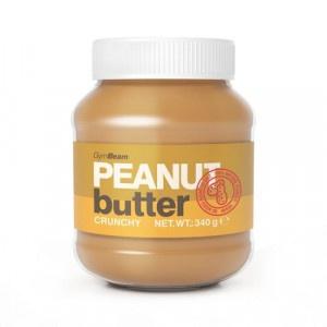 Arašidové maslo 100% chrumkavé 340 g GymBeam 2