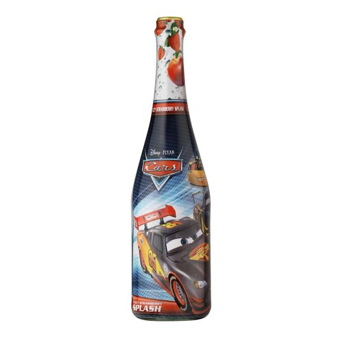 Detské šampanské Cars Disney jahoda-jablko 750 ml 1