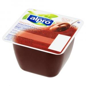 Dezert sójový s čokoládovou príchuťou ALPRO 125g 7