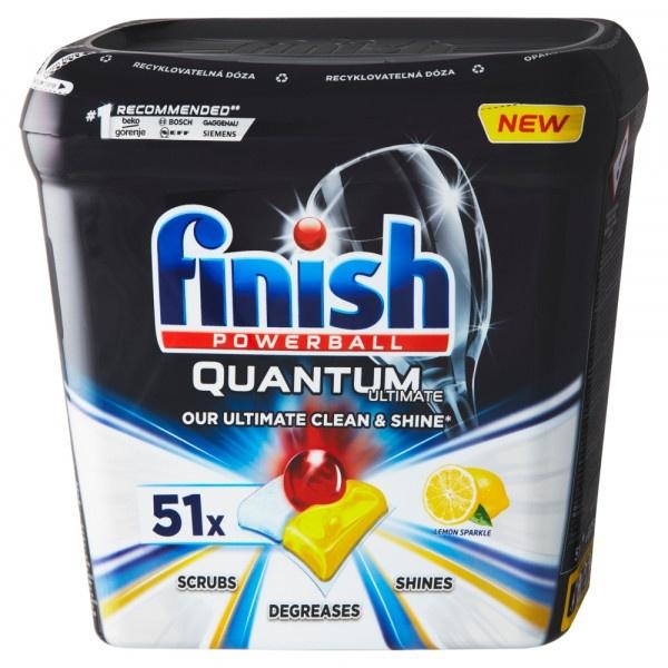 Finish Powerball Quantum Ulti Lemon Kapsuly 51 ks 1