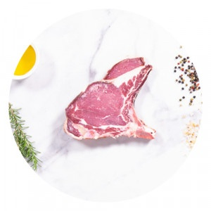 Hovädzí DRYage Ribeye steak bez kosti KRAVA&CO 5
