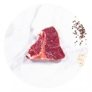Hovädzí DRYage T bone steak KRAVA&CO 14